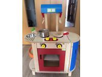 Wonderworld Kids Cooking Centre - Kids Kitchen