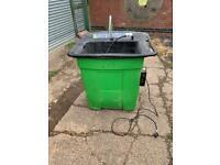 Ro zone bio parts washer