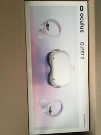 Oculus Quest 2 64GB Sealed New Quick Sale