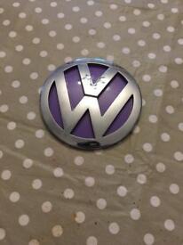 Vw Polo Rear Boot Badge