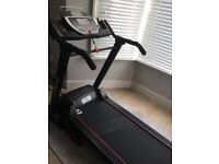 Excellent Condition Treadmill for Sale - F4H Folding 8057 3.0HP - £280 ONO