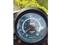 Honda moped NSC502WHD