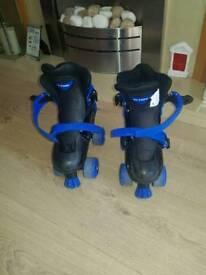 Junior rollerskates