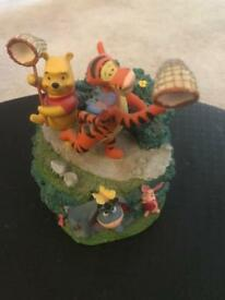 Winnie the Pooh ornament medium