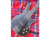 Schecter Omen-5 Active Bass Guitar