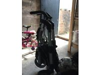 Maxi cosy stroller and car seat set