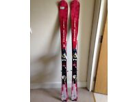155cm Salomon Scrambler all-mountain skis
