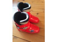 Rossignol Kids Ski boots size 18.5 (around UK11)