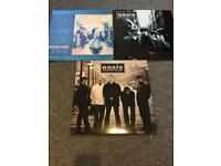 OASIS RARE RECORD BUNDLE X 3 ALL MINT CONDITION LIVE 1994 CAN POST. UK