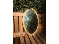 Gorgeous oval Mirror