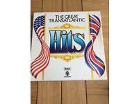 The Great Transatlantic Hits cassette set