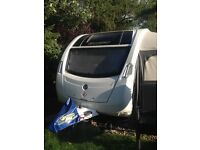 Sprite major 6 2015 - 6 berth caravan & awning ready to go