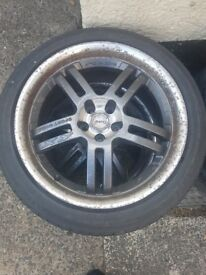 17 inch alloys, need gone asap!