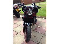Cbr 900 streetfighter for sale
