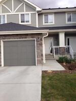High River Townhouse for rent