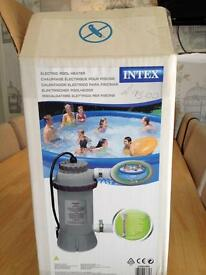 Intel 2.8kw pool heater