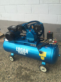 100L 3HP Air Compressor