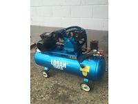 100L 3HP Air Compressor