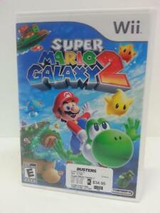 Nintendo Wii - Super Mario Galaxy 2. We Sell Used Video Games. (#5786) CH709467