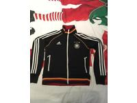 Adidas Germany zip up jacket/track top