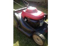 Honda hrx 426 petrol lawnmower