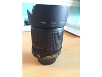 Nikon 18-105mm ED VR lens