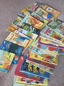 36 Bernstein bears children's books
