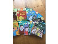 Kids Books - Oxford Reading Tree Level 1-6