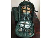 Brand new Picnic at Ascot Deluxe 2 Person Picnic Backpack with Cooler *PERFECT WEDDING GIFT!*