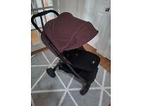 Armadillo push chair