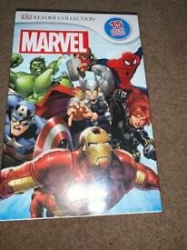 Marvel heroes Book box set