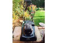 Hayter pro lawn mower