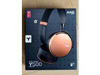 AKG Y500 headphones