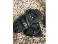 Frank Thomas motorcycle gloves XL