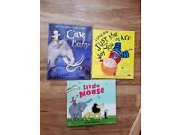 3X Children's Picture Books Julia Donaldson & others BRAND NEW