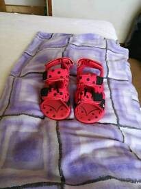 Ladybird shoes