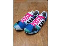 Adidas running spikes