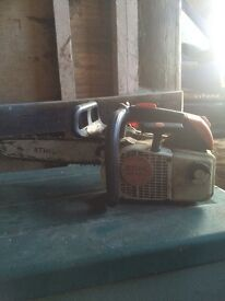 job lot ,sthil 200t , pole chainsaw , hayter ,chainsaw