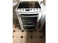 Electrolux double oven insight white cooker £70 Ono