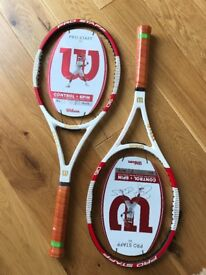 Wilson BLX ProStaff 90 Tennis Racket. Grip 3. New! 2 Available