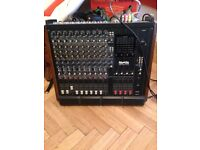 Vintage Ramsa WR-8210a Analog 10 Channel Mixing Console Desk