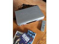 PANASONIC NV-SJ220 VCR Super Drive VHS Player Recorder - Dad, what is a VCR?