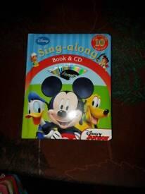 Disney sing along