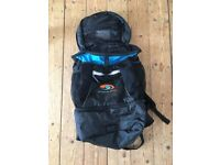Great Blue Seventy Tribag only been used once