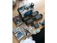 Sony psp x4