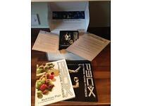P90X fitness DVD set
