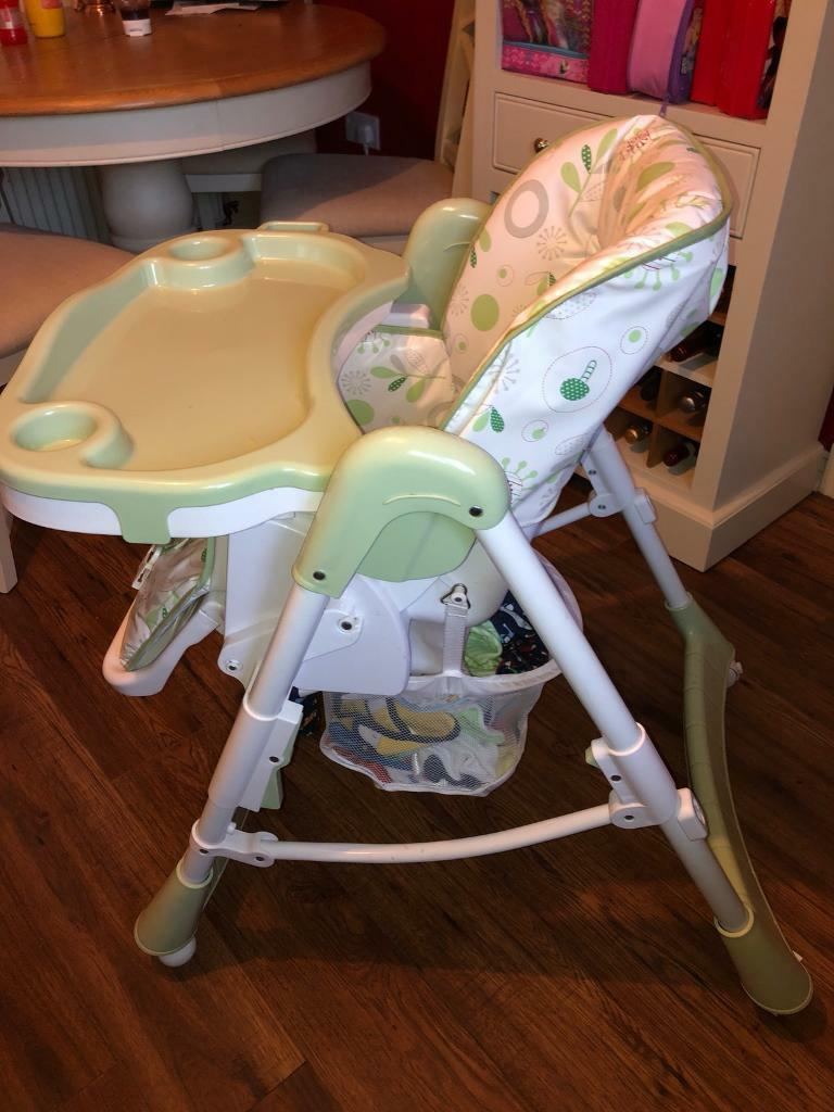 Baby lo high chair