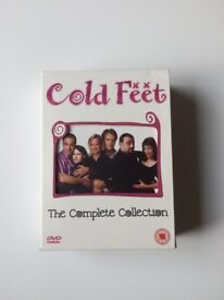 Cold Feet - Series 1-5 DVD Complete