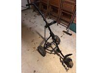Motocaddy push Golf trolley