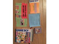 5 in 1 Gameboy Colour Games - Mint & Boxed
